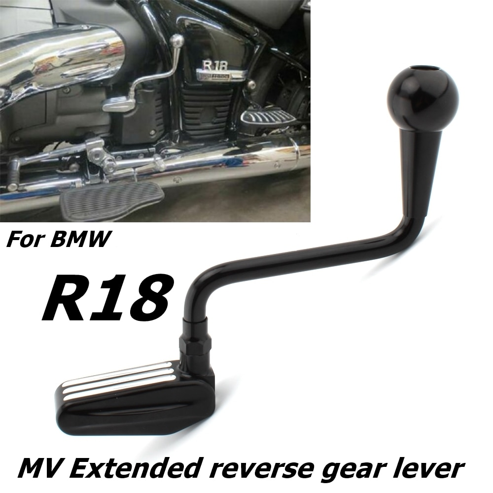 لسيارات BMW R18 Classic 2020- R18 2020- R 18 MV تمديد ترس الحركة العكسية رافعة R18 2020-اكسسوارات الدراجات النارية