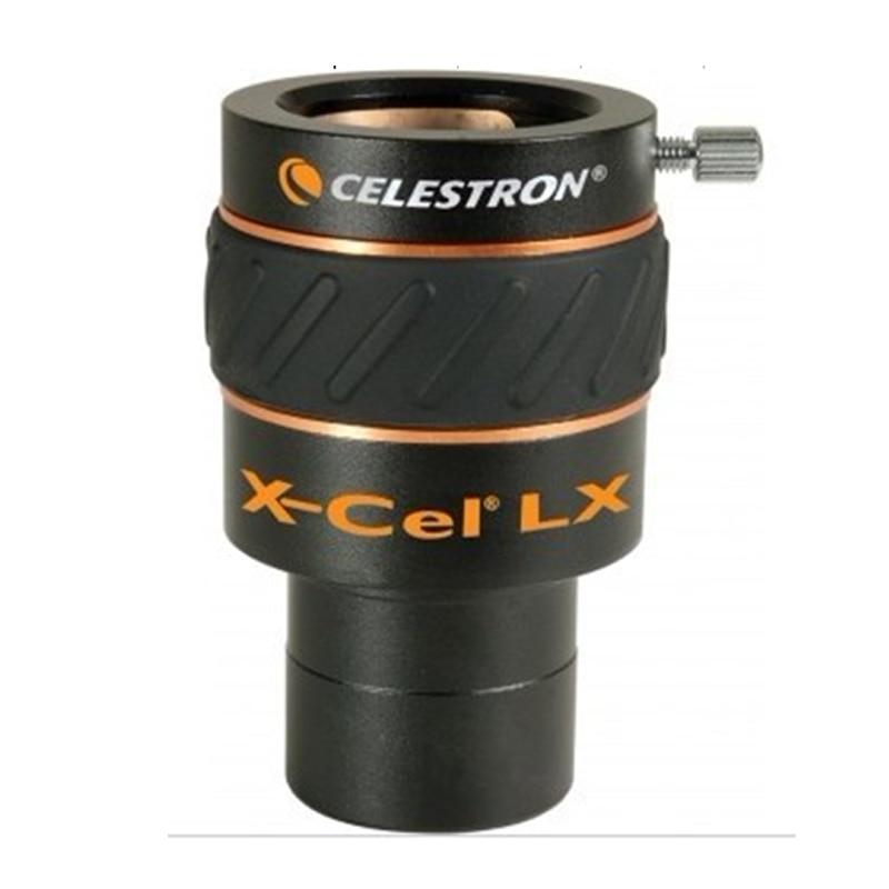 CELESTRON X-CEL 2X-LX barlow oculaire 3X barlow standard 1.25 pouces télescope oculaire accessoires prix est un