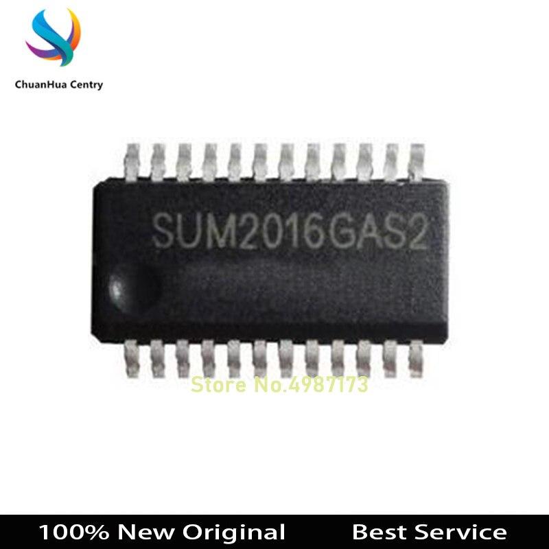 50 pcs SUM2016GAS2 SSOP24 100% New SUM2016GAS2 Original In Stock Bigger Discount for the more quantity