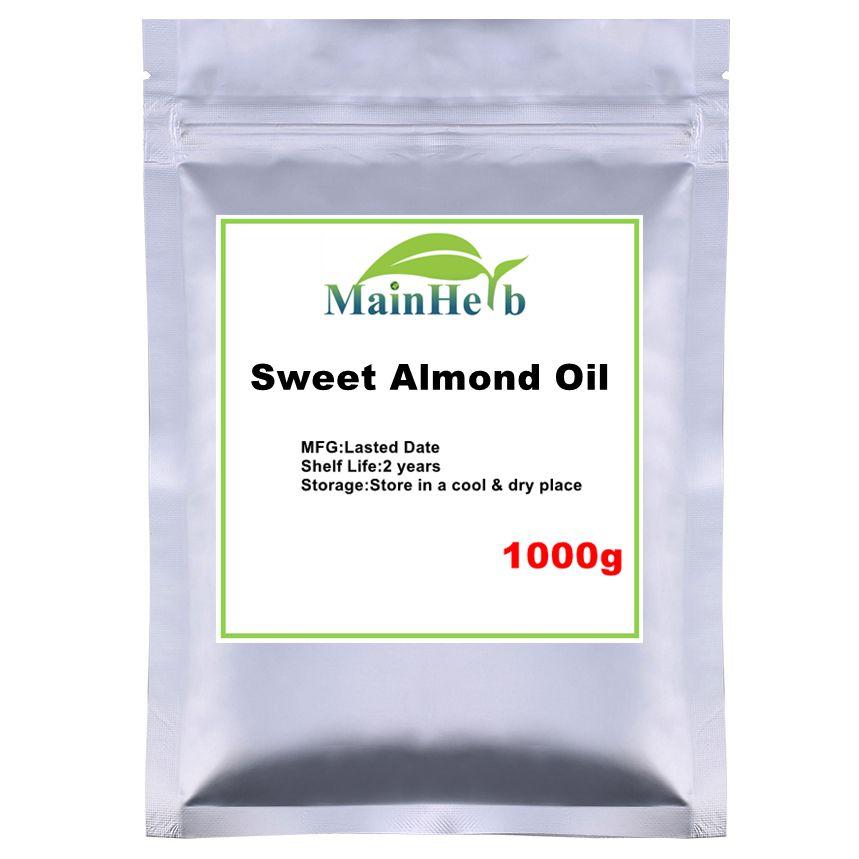 Essential Oils Sweet Almond Oil Moistening Converging Essence Repairing Skin