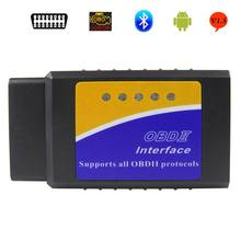 OBDII Scanner ELM327 Bluetooth V 1,5 OBD2 Auto Diagnose-Tool Für Android ULME 327 V 1,5 OBD 2 ULME-327 diagnose Scanner