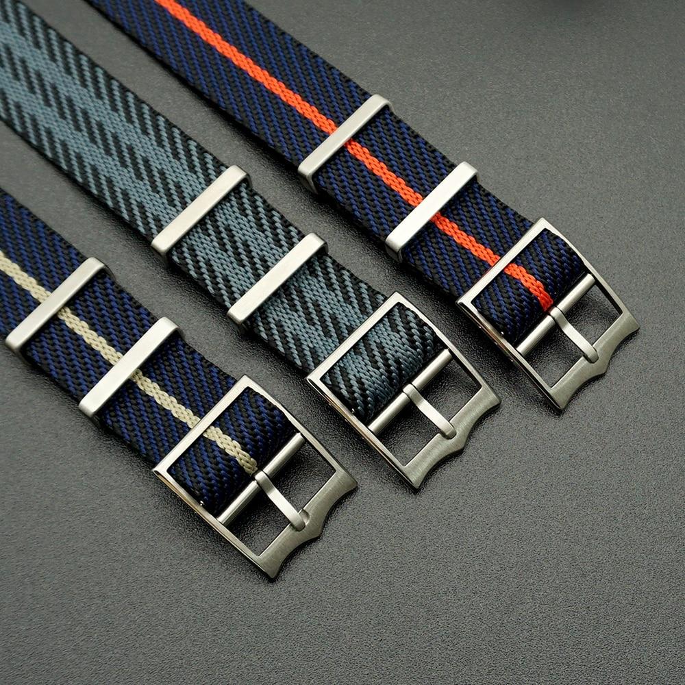 Ремешок для часов Nato style, нейлоновый ремешок для часов Tudor, 20 мм, 22 мм