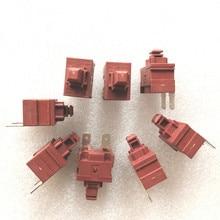 1PCS Original new KAN-L5 2pin self-locking key switch water heater vacuum cleaner switch 7.5A250VAC