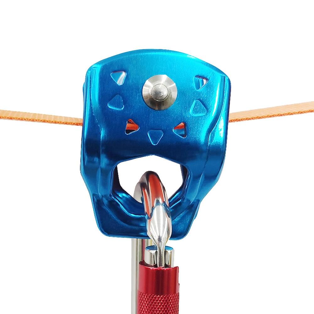 Ниндзя Для Скалолазания на открытом воздухе, оборудование для обучения препятствиям, детский шкив, детское спортивное оборудование для ули...