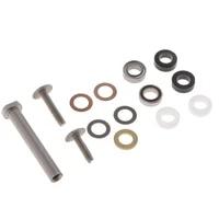 1 set fishing reel handle accessories fishing handle knob tool components bearing washers for reel repair diy fishing tool