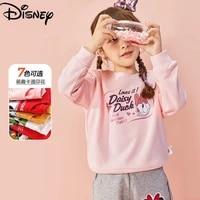 disney mickey mouse sweatshirt boys and girls cartoon sweatshirt men and women tops cute printed round neck