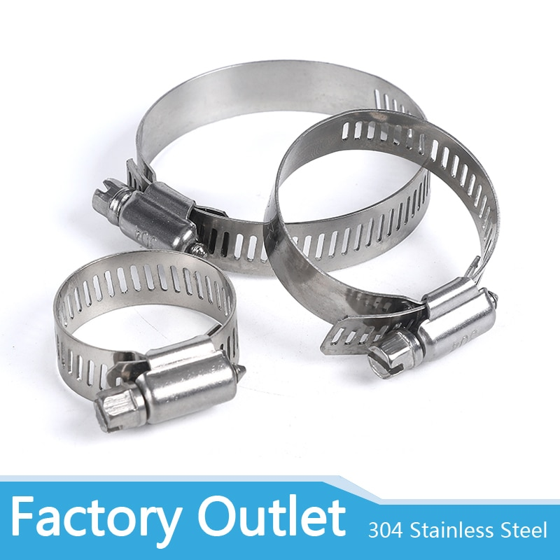 76 84mm t bolt clamp t hose pipe clamp stainless steel t bolt turbo silcone hose clamp new 5/10pcs Stainless Steel Drive Hose Clamp Tri Clamp Adjustable Fuel Line Pipe Worm Gear Clip Clamp Tube Fasterner Clip