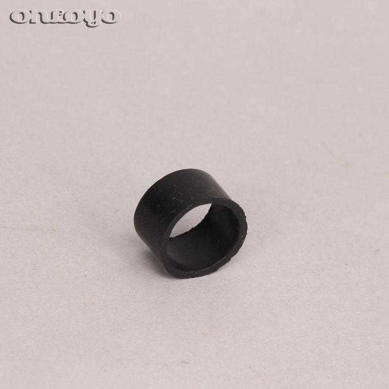 Faixa industrial do neopreno das peças sobresselentes M-178 da máquina de costura de 10 pces para a polia para o anel de borracha redondo da máquina de corte do km