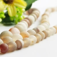 natural stone agate charms beads strand for man wonem jewelry making diy bracelet necklace loose beads factory wholesale price