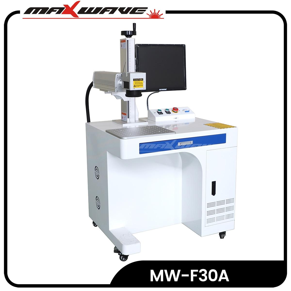 Marcador láser de fibra barato venta directa de fábrica para revendedor