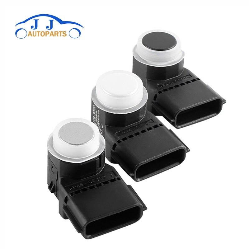 4 pçs/lote Cor Preta Carro Novo Sensor De Estacionamento PDC ForHyundai i40 95720-3Z000 95720-2P500 4MT006KCB 4MT006HCD 957203Z000