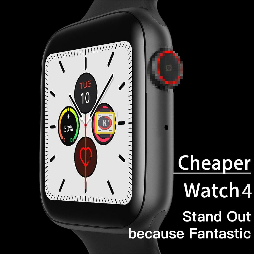 Reloj inteligente PK W34 D20 A6 de Apple, pulsera inteligente deportiva con control del sueño y de la presión sanguínea de hombre y mujer