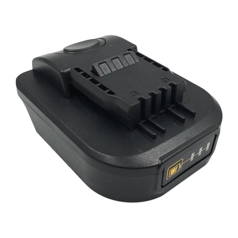 Battery Tool Adapter Converter for Makita 18V Lithium Battery to WORX 20V 4-Pin