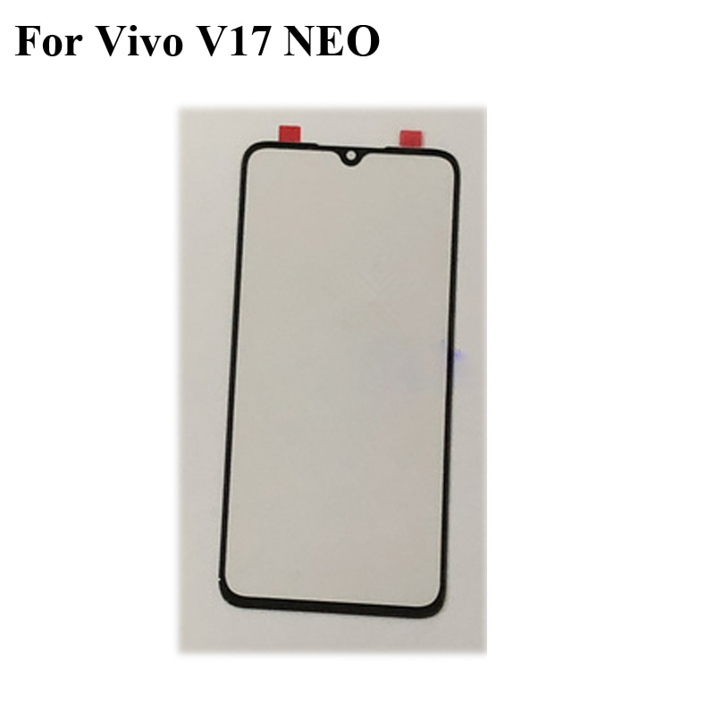 Pour VIVO V17 NEO écran tactile verre numériseur panneau avant capteur de verre pour VIVO V 17 NEO sans Flex 17NEO