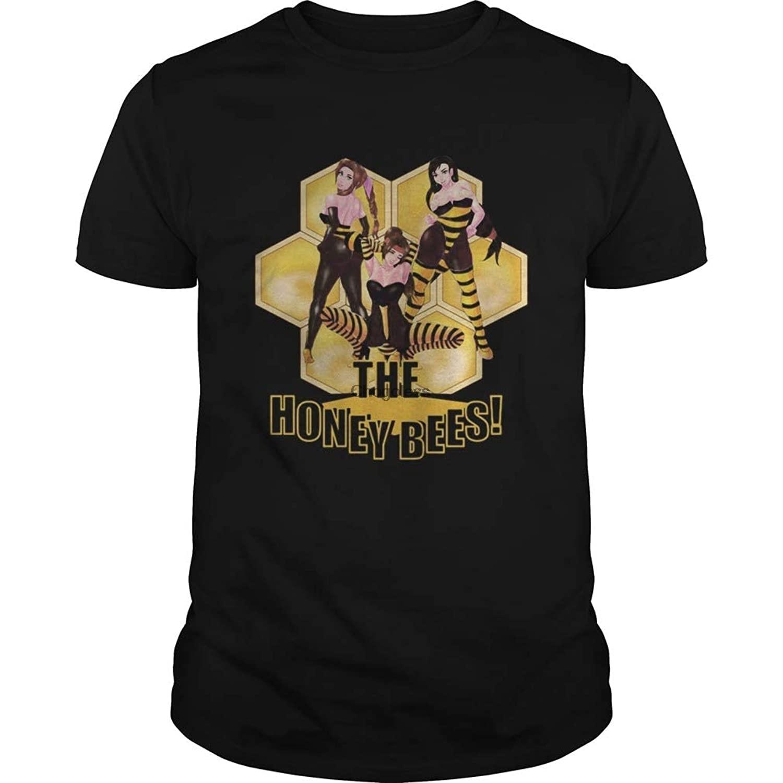 ¡Coche! Camiseta de las abejitas, color negro