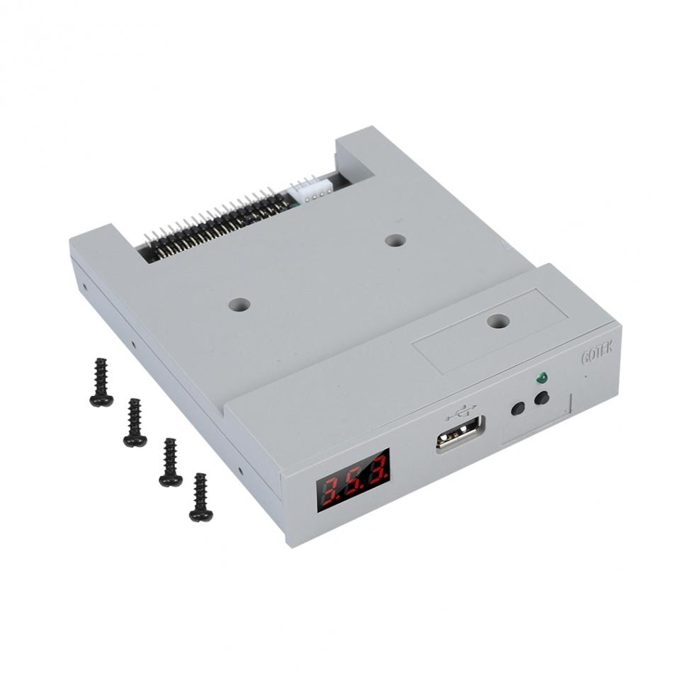 SFR1M44-U100 3.5in 1.44 mb usb ssd disquete drive emulador plug and play alta qualidade novo 2019