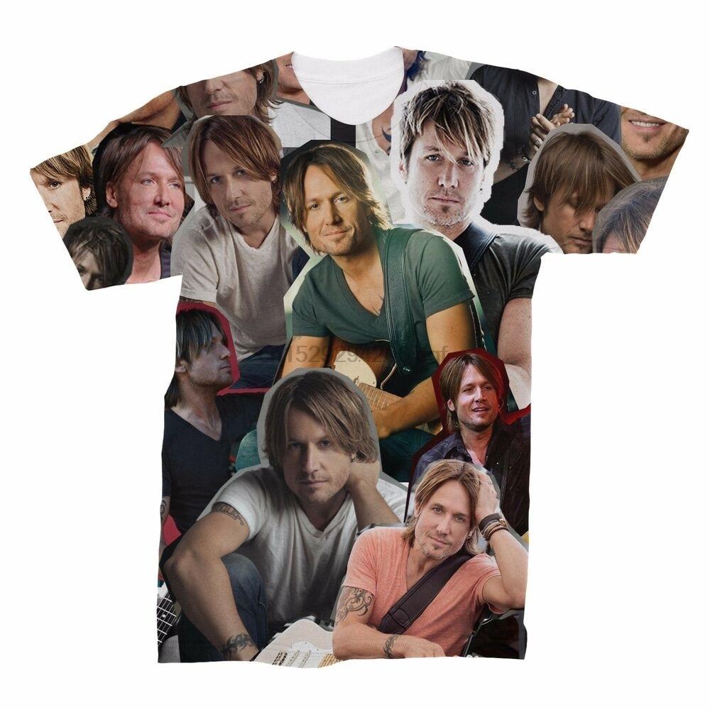 Keith Urban Collage T-Shirt