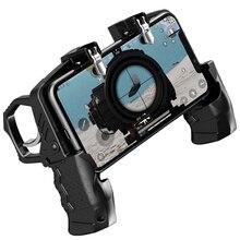 Newest Phone Shooting Game Mobile Trigger Gamepad Joystick For Pubg Metal Pubg Controller