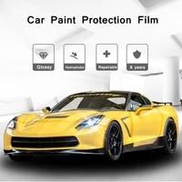 sunice clear transparent tpu skin protective film car paint protection sticker anti scratch car bumper hood prtotection sticker
