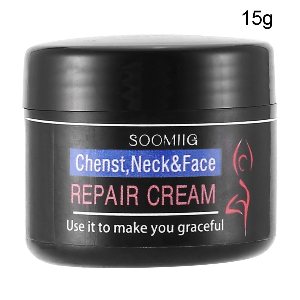 15/50g Healthy Neck And Face Cream Moisturizing Women's Face For Reducing Neck Wrinkles Women's Skin
