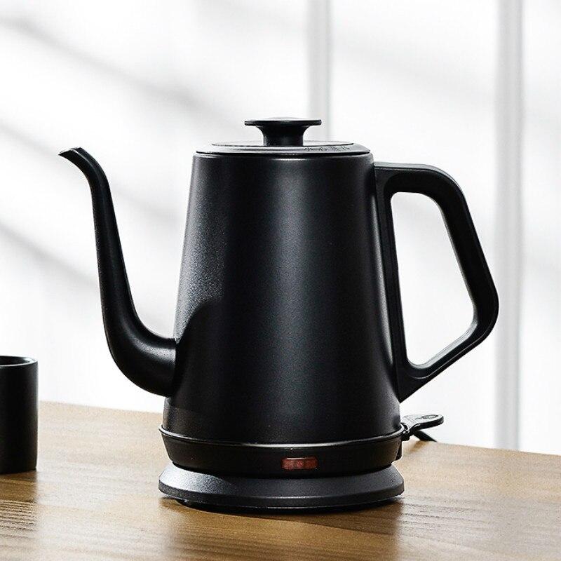 غلاية كهربائية القهوة المياه عالية الجودة التخييم إبريق ماء غلاية المحمولة الفولاذ المقاوم للصدأ Waterkoker أواني المطبخ EB50SH