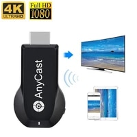 PIX-LINK Anycast M2 Miracast Plus Casting Edition Wireless Wifi Display TV Projector Dongle 4k Airplay DLNA