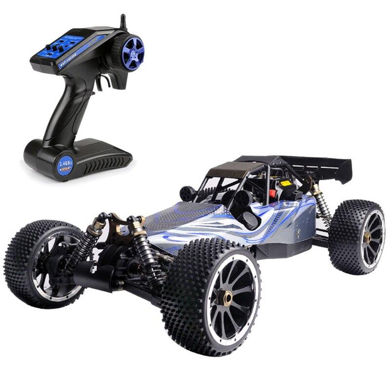 HSP 94045S-سيارة سباق رالي تعمل بالتحكم عن بعد ، نيترو ، مقياس 1/5 ، 4WD ، محرك 30CC ، 2.4 جيجا هرتز ، جهاز إرسال RTR