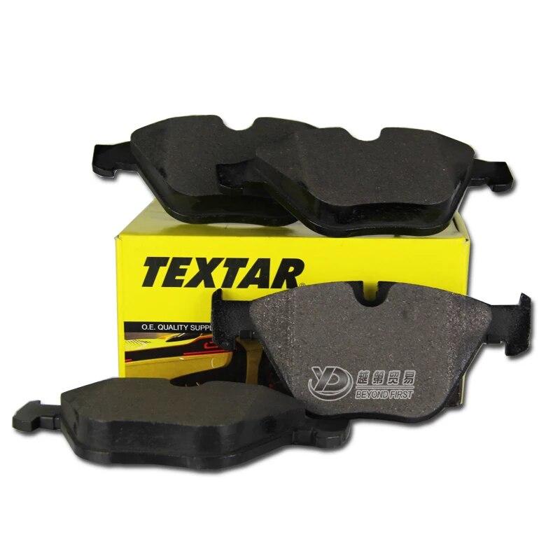 Wholesale  Britain Original Ceramic TEXTAR Brake Pad 2456103 for BMW5/X3/X4/Z4/I8  High Quality Professional High Performance enlarge
