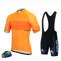 strava 2021 mens high quality new custom cyclist team pro breathable cycling jersey tenue cycliste team pro bike cycling suit