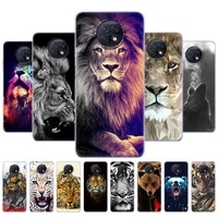 for xiaomi redmi note 9t case silicon soft tpu back for redmi note 9 t phone cover 6 53 inch note9t funda wolf tiger lion bear