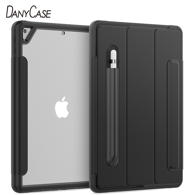 AliExpress - Danycase For iPad 9.7 Pro Case iPad Air 2 With Pencil Holder iPad 9.7 2018 6th Generation 2017 iPad 5th Generation Smart Cover