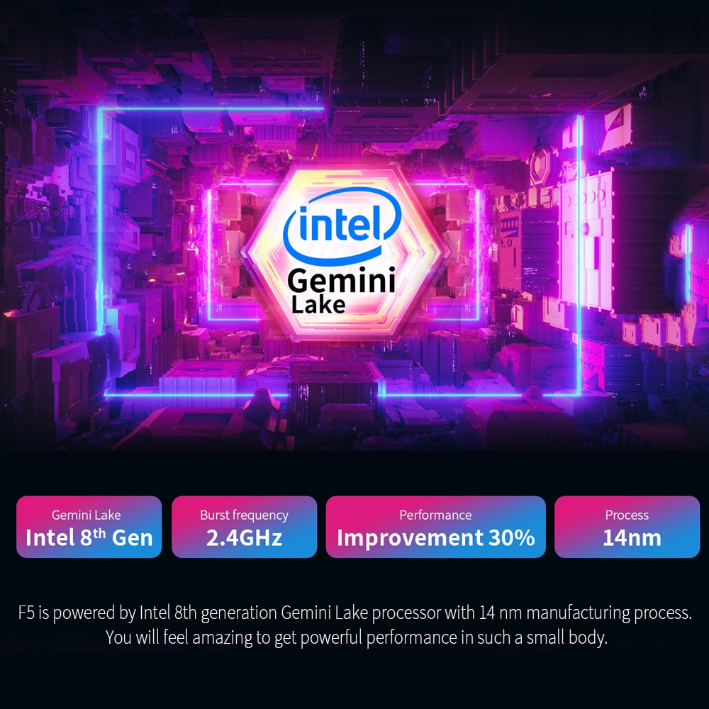 Teclast F5 F5R 11.6 inch Touch Screen Laptop 8GB DDR4 256GB 512GB SSD Windows10 Notebook 1920x1080 IPS 360° Computer