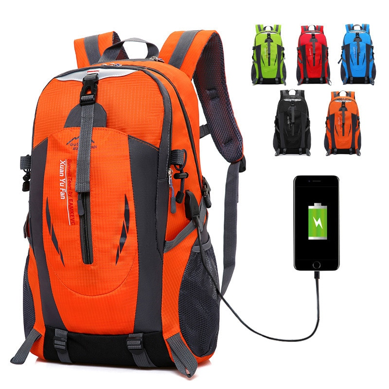 80l large capacity outdoor backpack camping travel bag professional hiking backpack rucksacks sports bag climbing package 1 45kg Dropshipping Unisex Waterproof Men Backpack Travel Pack Sports Bag Pack Outdoor Mountaineering Hiking Climbing Camping Backpack