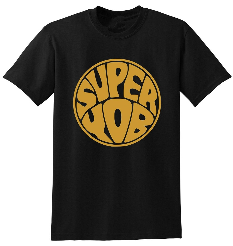 Slade Super Yob camiseta Glam Rock, 1970, Dave Hill guitarra entrega gratis camiseta 20th 30th 40th 50th cumpleaños