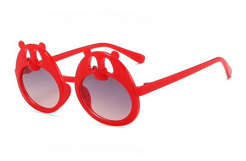 High Quality Children Flower Sunglasses Fashion Baby Sunflower Glasses Boys And Girls Kids Sunglasse