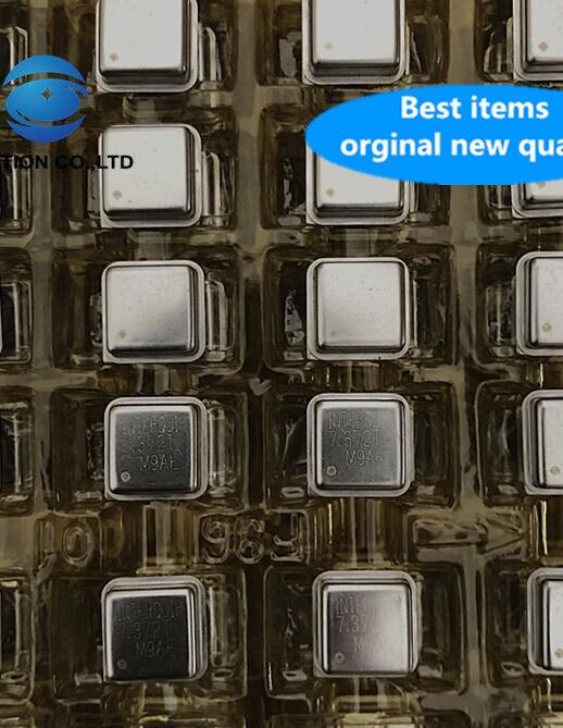 10 pces 100% orginal novo original em linha oscilador de cristal ativo dip-4 7.3728m 7.3728mhz osc 5v 3.3v oscilador de relógio