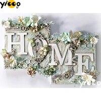 Carre complet rond forage bricolage diamant peinture 5D diamant broderie doux maison diamant mosaique decor a la maison cadeau BX0555
