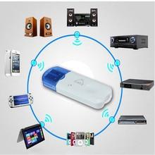 Odbiornik USB Bluetooth 2.1 adapter audio stereo bezprzewodowy dla vw golf 5 peugeot rifter dacia sandero audi q7 renault megane 3