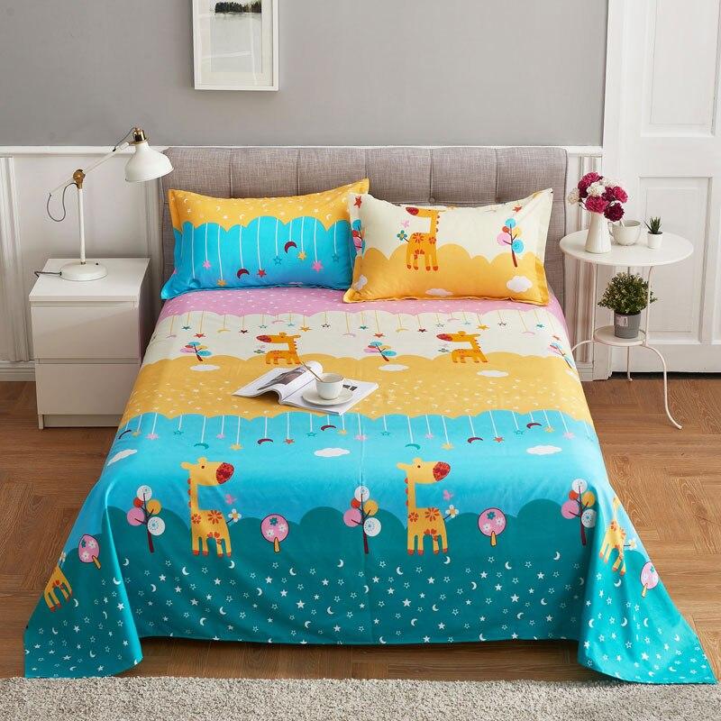 غطاء سرير سرير مزدوج طالب واحد عنبر قطعة واحدة الغبار سميكة حك أربعة مواسم العالمي متعدد المواصفات