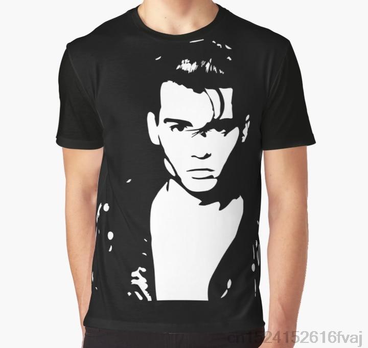 All Over Print Women T Shirt Men Funny tshirt Johnny Depp - Cry Baby Graphic T-Shirt