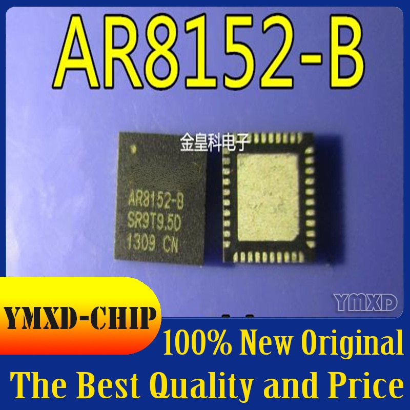 5 unids/lote nuevo Original ATHEROS tarjeta de red Chip AR8152-A AR8152-B AR8151-A...