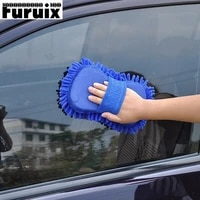hot car cleaning brushes cleaner tools microfiber clean car windows cleaning sponge product cloth towel wash gloves auto washer