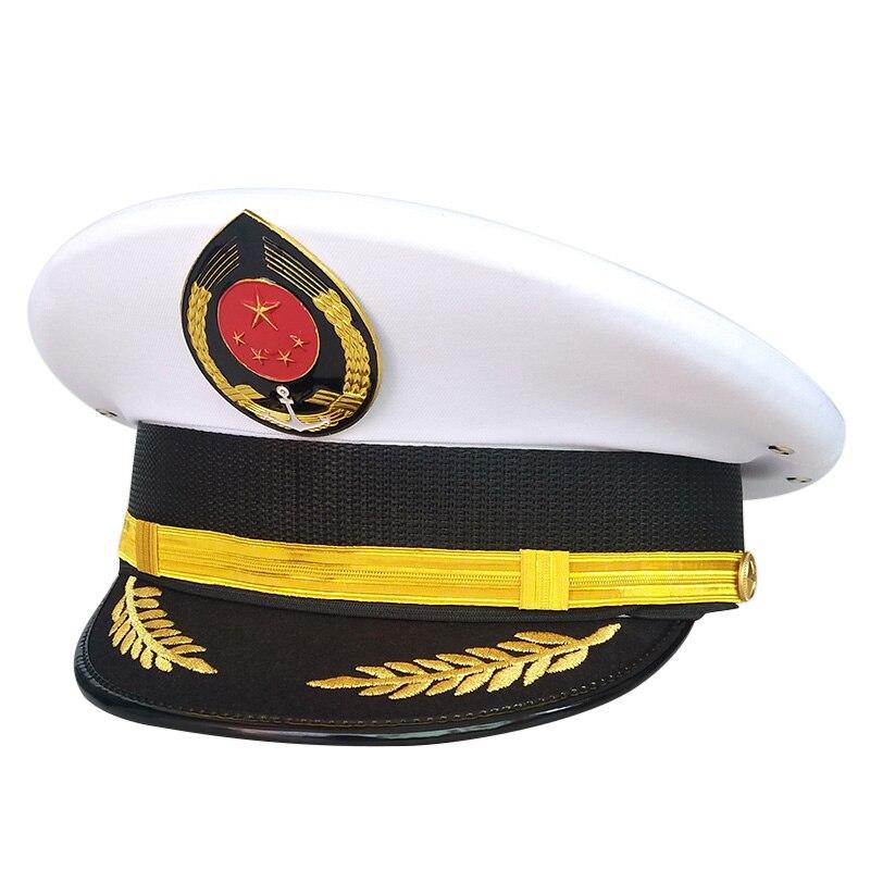 قبعات عسكرية للرجال ، قبعة واقية من البحرية الأمريكية ، مارينز ، كادياتور ، إكسسوارات الجيش ، غورا ميليتار ، بحار ، قبعات