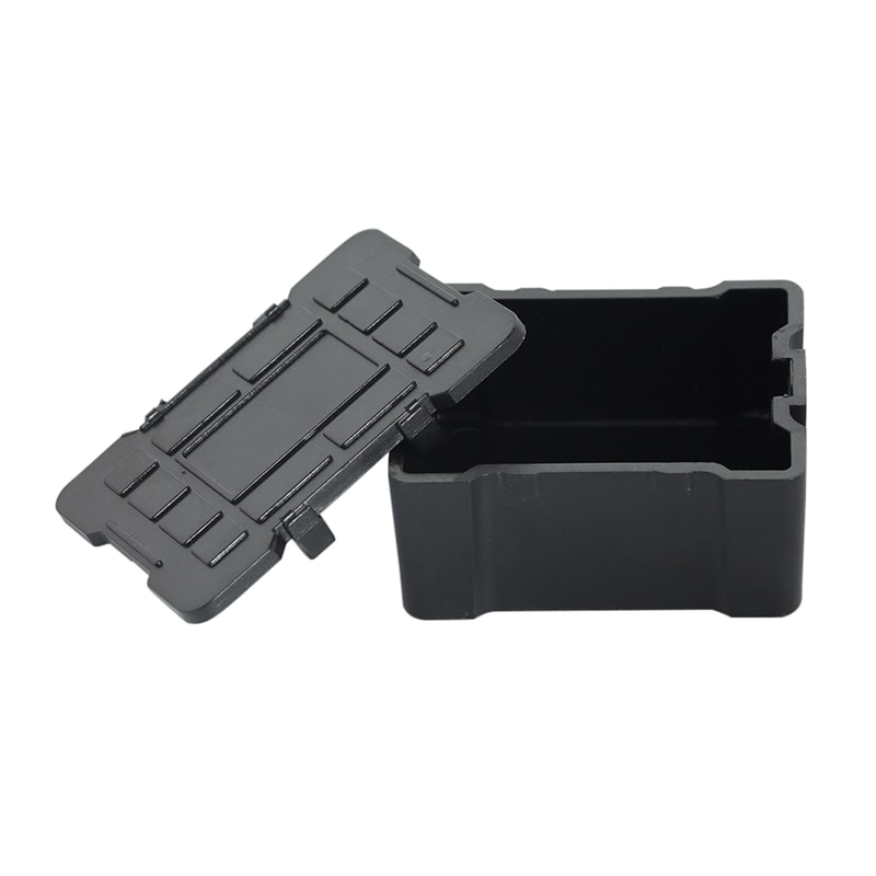 5PCS/Set Simulated Decorations Fuel Tank Toolbox Refrigerator for 1/10 RC Crawler Traxxas TRX4 Axial SCX10 Redcat enlarge