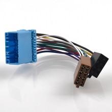 Autoradio, adaptateur ISO, câble de commutation Swift, pour Suzuki Alto Grand Vitara Jimny Kizashi Liana, s-cross SX4