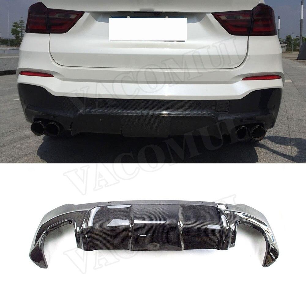 Front carbon fiber bumper, spolair, BMW 3 series F34 GT m sports 2014-2018, front bumper, chin, shovel, protection