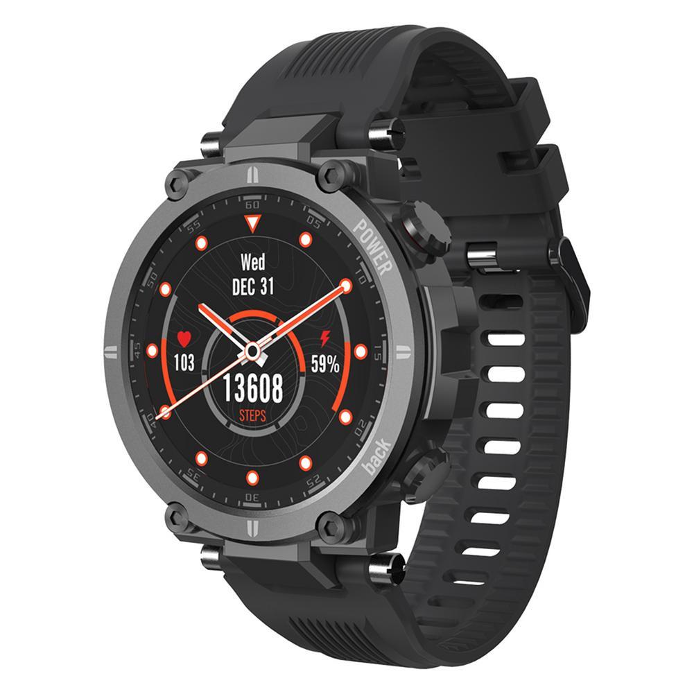 2021 NEW Smart Watch IP68waterproof Men Women Heart Rate Monitor Bluetooth Connect Smartwatch Fitness For KOSPET Raptor