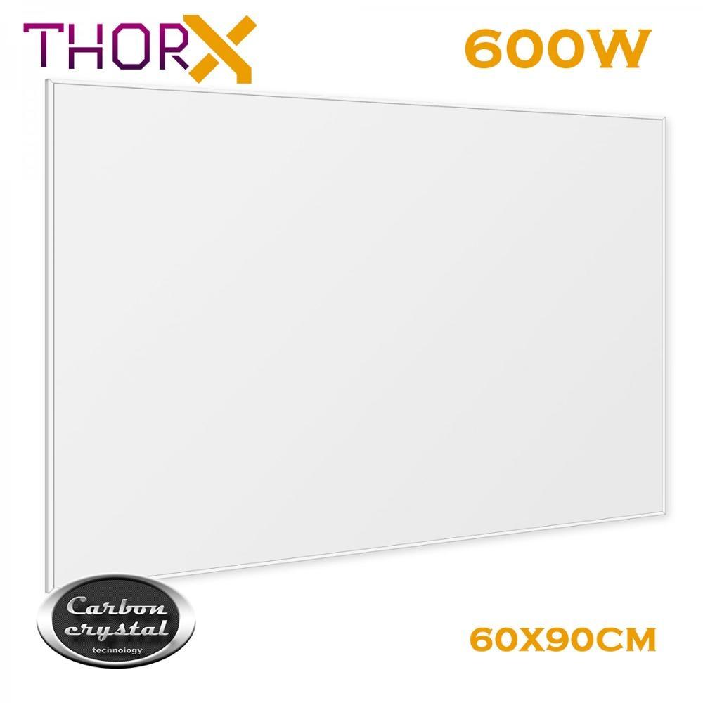 Thorx K600 600 Watt 60*90 Cm Infrarood Verwarming Panel Heater Met Carbon Kristal Technologie