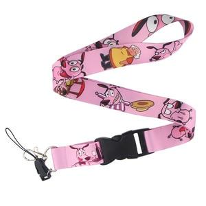 CA97 Wholesale 20pcs/lot  Neck Strap Lanyard for key ID Card Phone Straps USB Badge holder Hang Rope