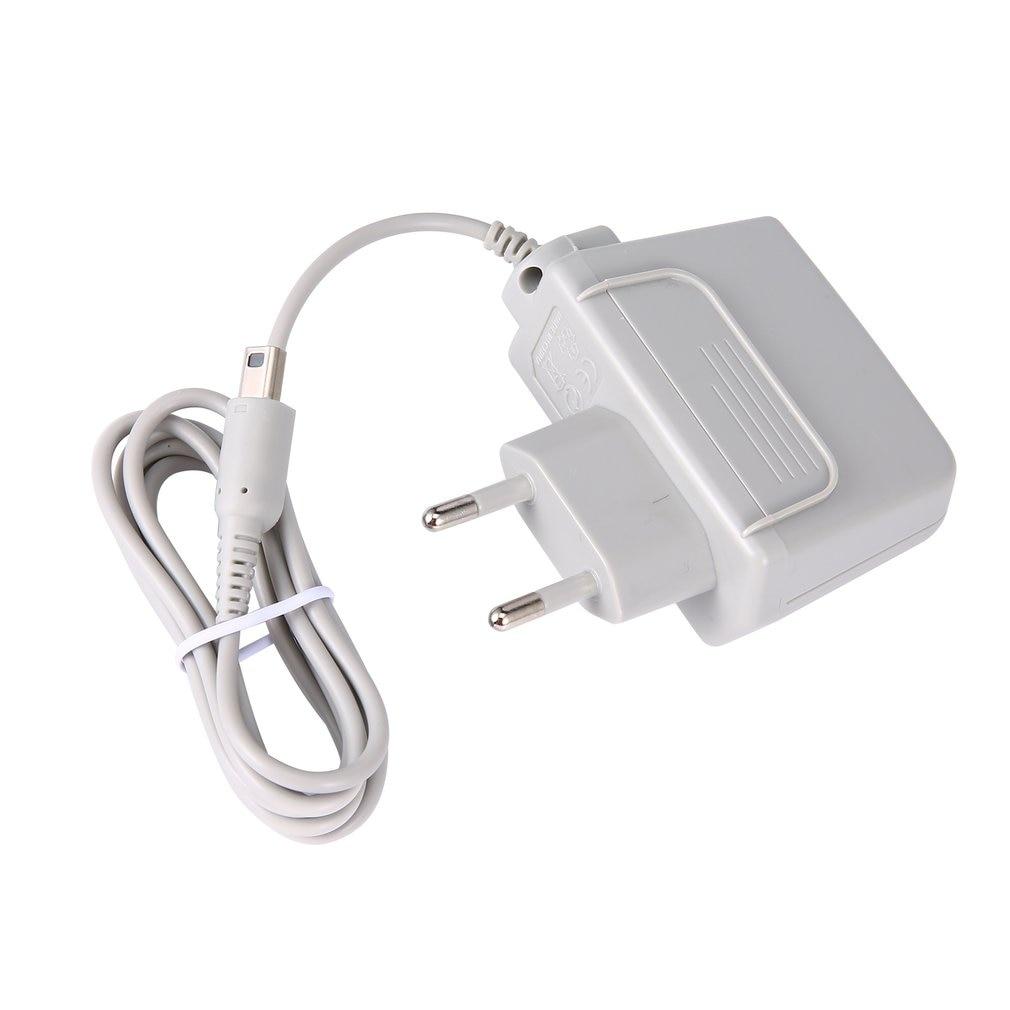 AC 100-240V зарядное штепсельная вилка европейского стандарта Зарядное устройство адаптер Питание для Nintendo DSL DS Lite характеристика-серый ONLENY шт 0,...